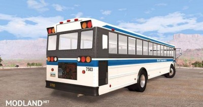 Dansworth D2500 (Type-D) Generic Transport v 1.4 [0.9.0], 1 photo